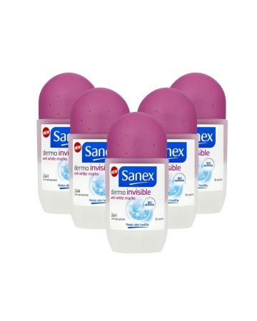 Sanex Roll On Invisible 50ml