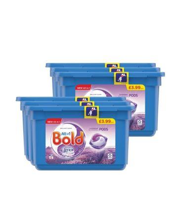 Bold All-in-1 Pods Lavender & Camomile 12s (pm £3.99)