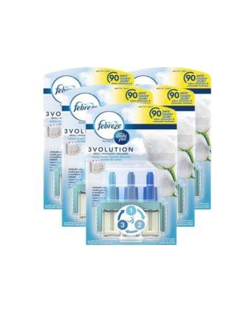 Febreze Ambi-pur 3volution Refill Cotton Fresh 20ml