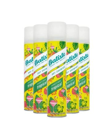 Batiste Dry Shampoo Tropical 150ml