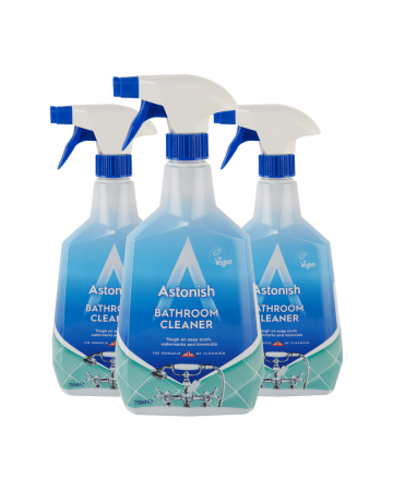 Astonish Bathroom Cleaner Trigger Spray 750ml