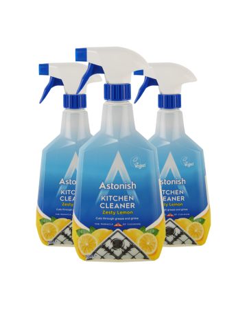 Astonish Kitchen Cleaner Trigger Spray 750ml
