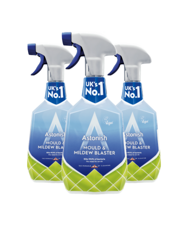 Astonish Mould & Mildew Blaster Spray 750ml