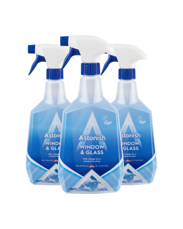 Astonish Window Cleaner Trigger Spray 750ml
