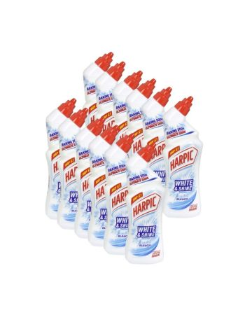 Harpic White & Shine Bleach 750ml (pm £1.00)