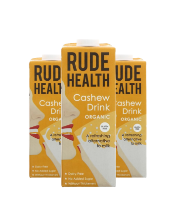 Rude Health Cashew Milk Drink 1ltr