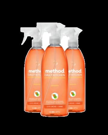 Method Daily Kitchen Surface Cleaner Spray 828ml