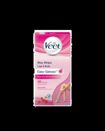 Veet Wax Strip Normal 20s