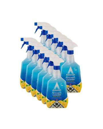 Astonish Kitchen Cleaner Trigger Spray 750ml