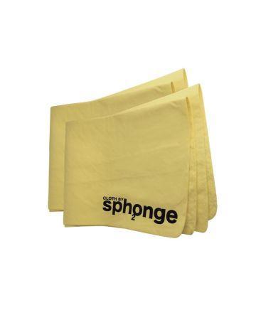 Sph2onge Cloths Pack Of 2