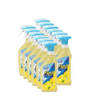 Flash All Purpose Spray Lemon 469ml