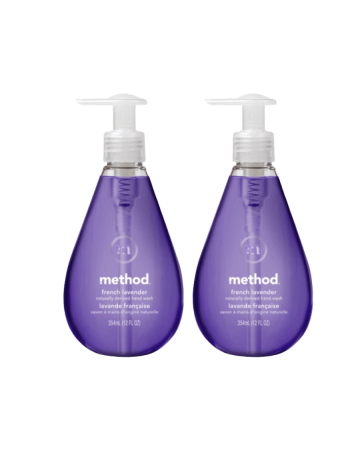 Method Gel Hand Wash French Lavender 354ml
