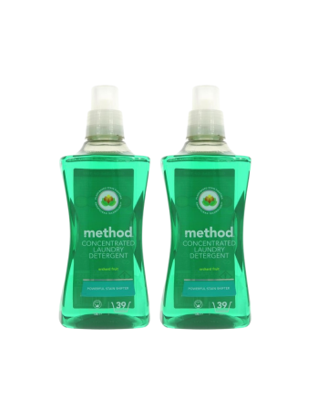 Method Concentrated Laundry Liquid Orchard Fruit 1.56ltr