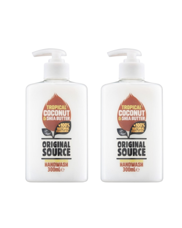 Original Source Coconut & Shea Butter Handwash 300ml