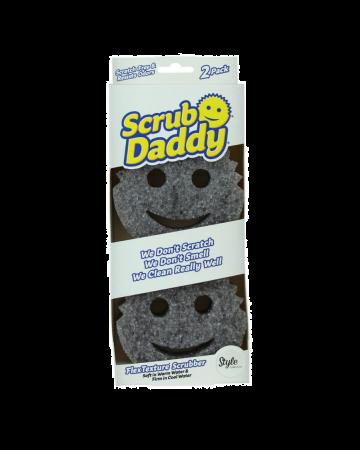 Scrub Daddy Grey Twin Pack