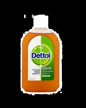 Dettol Liquid Original 500ml