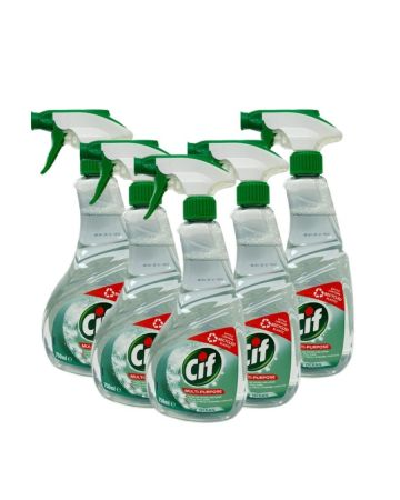 Cif Multipurpose Spray Ocean 750ml