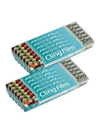 Essential Cling Film (300mm X 30m)