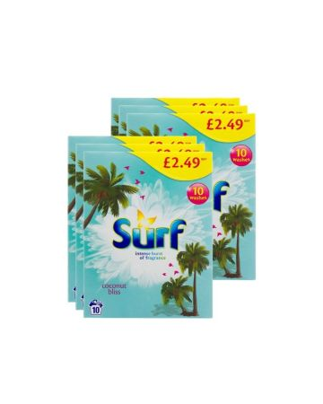 Surf Powder Coconut Bliss 650g (pm £2.49)
