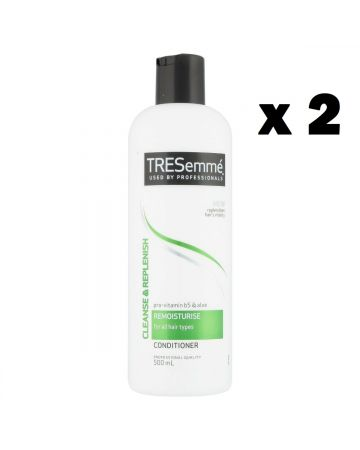 Tresemme Cond 500ml Cleans&replenish