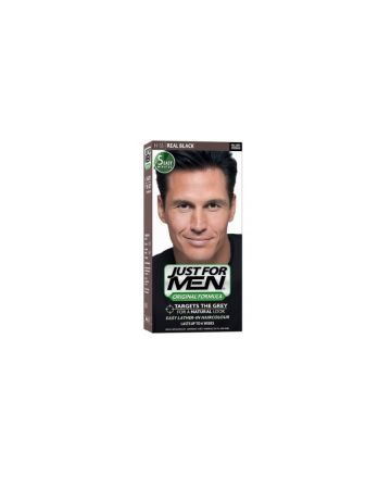 Just For Men Hair Colour H55 Real Black