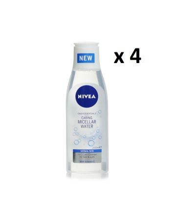 Nivea Micellar Water 200 Ml Normal Skin