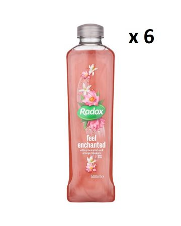 Radox Feel Enchanted Bath Soak 500 Ml