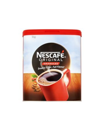 Nescafe Original Coffee Granules 1kg