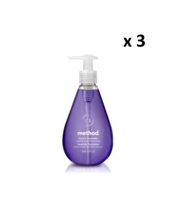 Method Gel Hand Wash French Lavender 354 Ml