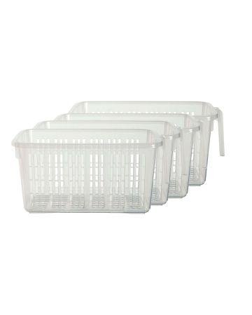 Medium Caddy Basket With Handle