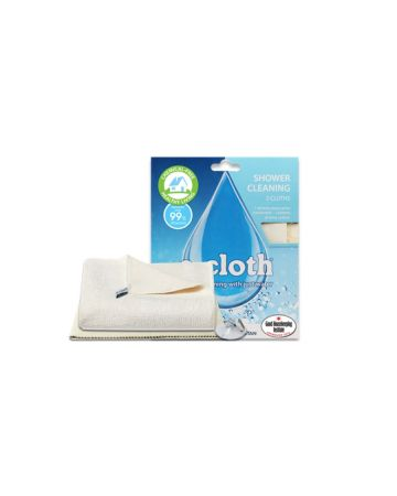 E-cloth Shower Pack (dual Pack)