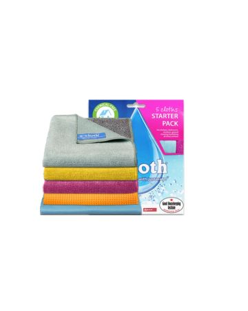 E-cloth Starter Pack (5 Pack)