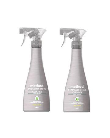 Method Stainless Steel Cleaner Spray 354ml