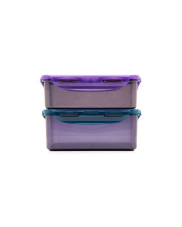Lock & Lock Eco Containers Set Of 2