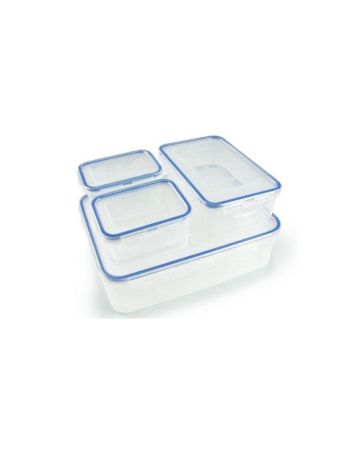 Lock & Lock Classic Containers 4 Piece Set