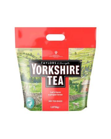 Yorkshire Tea Bags 600s