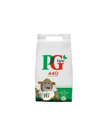 Pg Tips Catering Tea Bags 440s