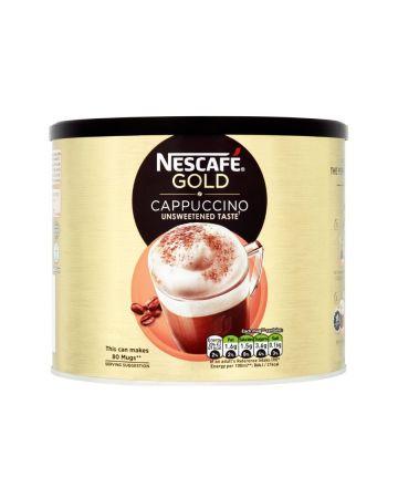 Nescafe Cappuccino Unsweetened 1kg