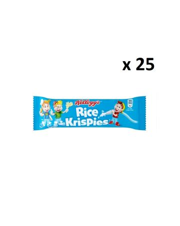 Kellogg's Rice Krispies Cereal Milk Bars 20g (expiry: 16.02.2020)