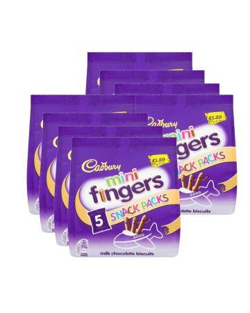 Cadbury Mini Fingers Snack Packs (pm £1.29)