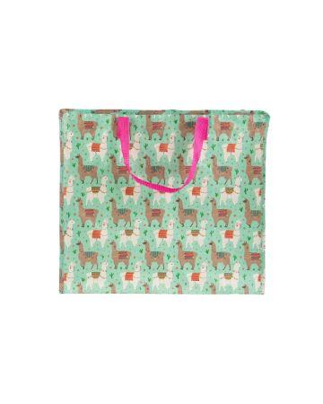 Sass & Belle Lima Llama Storage Bag