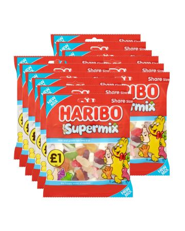 Haribo Supermix 180g (pm £1.00)