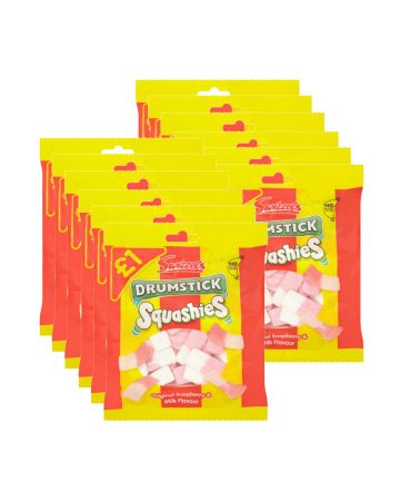 Swizzels Squashies Drumsticks 145g (pm £1.00)