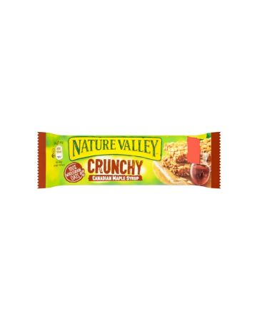 Nature Valley Crunchy Canadian Maple Syrup Bar 42g (PM 59p)