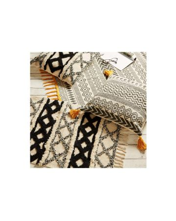 Sass & Belle Scandi Boho Geo Cushion