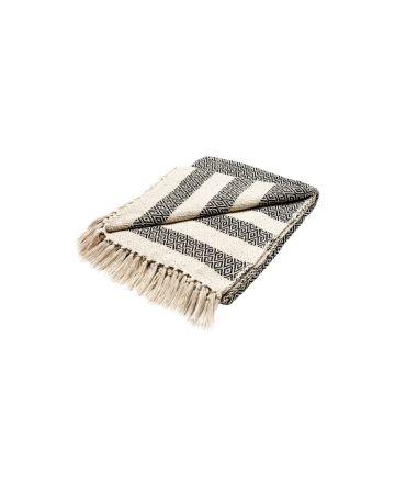 Sass & Belle Scandi Boho Blanket Throw