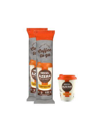 Nescafe Azera To Go Cappucino 6s