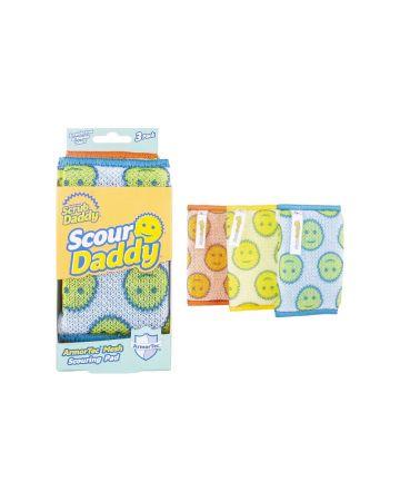 Scrub Daddy Scour Daddy 3 Pack