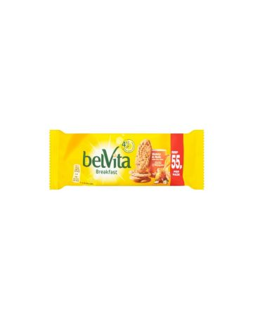 Belvita Honey & Nuts breakfast Bars (PM 55p)