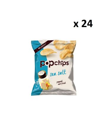 Pop Chips - Sea Salt 23g